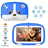 Kids Tablets,7inch HD Touch Screen Kids Tablet for Kids 1G+8G Android Tablet Quad Core Kids Tablets with WiFi, Parental Control, 40+ Learning,Training Games APPs, Protect Kids Eyes...