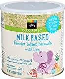 365 Everyday Value, Organic Milk Based Infant Formula, 23.2 Ounce
