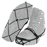 Yaktrax Pro Traction Cleats for Walking, Jogging, or Hiking on Snow and Ice, X-Large