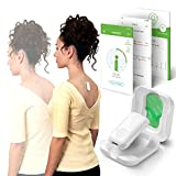 Upright GO 2 NEW Posture Trainer and Corrector for Back | Strapless, Discreet and Easy to Use | Complete with App and Training Plan | Back Health Benefits and Confidence Builder