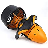 DGXIAKE Sea Scooter Underwater Scuba Sea Scooters for Adults Explorer, Lake Ocean Pool Under Water Scooter for Water Sports Diving w/Dual Speed Underwater Propeller