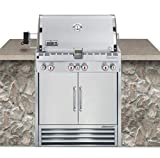 Weber Summit S-460 Built-In Liquid Propane in Stainless Steel Grill