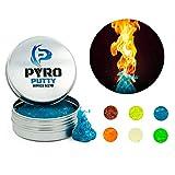 Phone Skope PYRO Putty Winter, Summer, Eco Blend, Emergency Survival Fire Starter (2 oz Winter -20°F to 90°F)