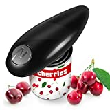 Vivibyan Electric Can Opener, Best Hands-Free Automatic Electric Can Opener for Kitchens and Restaurants, One-Touch Start Operation, Chef's Best Choice