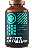 Appetite Suppressant for Weight Loss - Wild Fuel Triple-Action Diet Control - Control Hunger, Feel Full Faster, and Satisfied for Longer - 60 Capsules