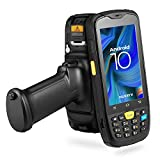 MUNBYN Android Barcode Scanner, Android 10 Scanner, Zebra SE4710, QR, 2D Android Scanner, Numeric Keypad, WiFi, 4G, Android Barcode Scanner Pistol Grip Comfortable to Hold for Warehouse Inventory