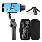 VanTop Nimbal M3 Handheld 3-Axis Gimbal Stabilizer for Smartphone w/ Hitchcock Effect, Inception Mode, Smart Tracking, Sport Mode, Time-Lapse for Vlog Youtuber Live Video
