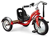 Schwinn Roadster Kids Tricycle, Classic Tricycle, Red
