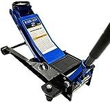 K Tool International 2 Ton KTI63101A Blue/Black Low Profile Service Jack XD