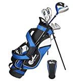 Confidence Golf Junior Golf Clubs Set for Kids Age 4-7 (up to 4' 6' Tall)