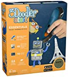 3Doodler Start 3D Pen for Kids, Easy to Use STEM Educational Toy 3D Printing Pen Drawing Art Set with 1 Doodling Speed for Easy Control, for Boys & Girls 6 & Up, Blue