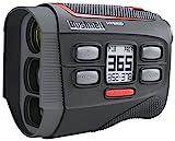 Bushnell Hybrid Golf Laser Rangefinder + GPS Black, Large