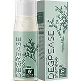 Daily Clarifying Shampoo for Oily Hair - Cleansing Shampoo for Greasy Hair Care and Oily Scalp Cleanser for Build Up - Oily Hair Shampoo for Oily Scalp Moisturizer with Essential Oils for Hair