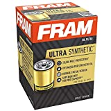 FRAM Ultra Synthetic XG3593A, 20K Mile Change Interval Spin-On Oil Filter with SureGrip
