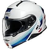 Shoei Neotec 2 Separator Men's Street Motorcycle Helmet - TC-10 / Large