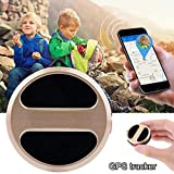 SpyCent Keychain Mini Small GPS Tracker Hidden Design for Kids Anti Lost Chain Very Simple Setup Control by SMS/Map Link on SMS