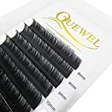 Eyelash Extension Supplies 0.15 D Curl Length Mix-8-14mm Best Soft |Optinal Thickness 0.03/0.05/0.07/0.10/0.15/0.20 C/D Curl Single 6-18mm Mix 8-14mm|