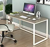 SHW Triangle-Leg Home Office Computer Desk