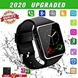 Android Smart Watch for Women Men, 2020 Bluetooth Smartwatch Smart Watches Touchscreen with Camera, Cell Ph one Watch with SIM Card Slot Compatible Android iOS Samsung Phone Note Adult