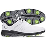 Callaway Men's Solana TRX Golf Shoes, White, 11, D