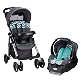 Vive Travel System with Embrace, Spearmint Spree