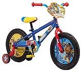 Nickelodeon Paw Patrol Boy's Bicycle With Training Wheels, 16-Inch Wheels