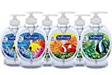 Softsoap Liquid Hand Soap, Aquarium - 7.5 Fl Oz (Pack of 6)