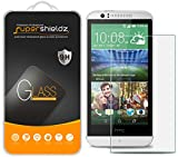 Supershieldz (2 Pack) for HTC Desire 816 Tempered Glass Screen Protector, Anti Scratch, Bubble Free