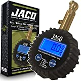 JACO Elite Digital Tire Pressure Gauge - Professional Accuracy - 100 PSI
