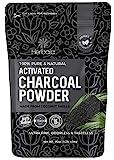 Activated Charcoal Powder Food Grade, 1 lb. Activated Coconut Charcoal Powder, Activated Charcoal Bulk, Activated Charcoal Teeth Whitening Charcoal Powder, Face Mask Charcoal Powder.