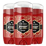Old Spice Aluminum Free Deodorant for Men, Red Zone Collection, Swagger Scent, 3 Oz (Pack of 3)