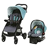 Graco Verb Travel System | Includes Verb Stroller and SnugRide 30 Infant Car Seat, Merrick
