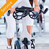 Exercise Bike Assembly
