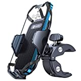 Andobil Bike Phone Mount,【Anti Shake & Super Stable】 Universal Handlebar Cell Phone Holder for Bike Motorcycle Compatible with iPhone 12 12 Mini 12 Pro Max 11 SE Xs X 8 7 6 Galaxy S21 Note20 and All