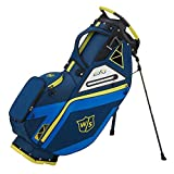 Wilson Staff EXO Carry Golf Bag, Royal