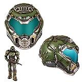 Doom Marine Mask Doom Slayer Deluxe Helmet Doomguy Full Face Mask Cosplay Costume Halloween Props