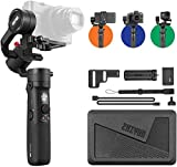 Zhiyun Crane M2 [Official] Handheld 3-Axis Gimbal Stabilizer for Mirrorless Camera, Gopro, Smartphone with Grip Tripod