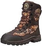 Irish Setter Men's 2850 Trail Phantom 9' Hunting Boot,Realtree Xtra Camouflage,10.5 EE US