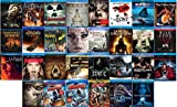 Ultimate Halloween Collection Movies on Blu ray- 30 Horror / Thrillers / Scary - Carrie / Scream / Pulse / House of Wax / House at the End of the Street / Wrong Turn 6 / Ouija & More