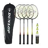 Dunlop Sports Blast SS 30 4-Player Badminton Set with Net