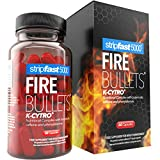 Fire Bullets with K-CYTRO for Women & Men, Weight Management Supplement, Keto Diet Friendly, 30 Days Supply