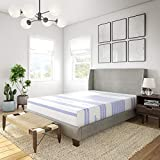 Vibe 12-Inch Gel Memory Foam Mattress | Bed in a Box, [Mattress Only], Twin XL