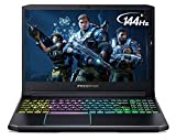 Acer Predator Helios 300 Gaming Laptop, Intel Core i7-9750H, GeForce GTX 1660 Ti, 15.6' Full HD 144Hz Display, 3ms Response Time, 16GB DDR4, 512GB PCIe NVMe SSD, RGB Backlit Keyboard, PH315-52-710B