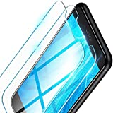 Oribox Glass Screen Protector for iPhone 8 Plus,7 Plus,6S Plus,6 Plus (5.5 Inch) Tempered Glass Screen Protector,2-Pack Clear