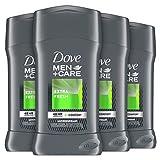 Dove Men+Care Antiperspirant Deodorant 48-Hour Wetness Protection Extra Fresh Non-Irritant Deodorant for Men 2.7 oz 4 Count