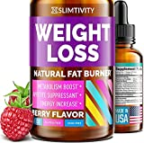 Appetite Suppressant for Weight Loss - Great Way to Lose Weight Fast for Women & Men - Our Advanced Metabolism Booster for Weight Loss Works as Perfect Hunger Suppressant for Women - 1 Fl. Oz.