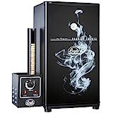 Bradley Smoker BS611 Electric Smoker, One Size, Black