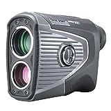 Bushnell Pro XE Golf Laser Rangefinder, Black/Silver, Large