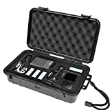 Smatree Waterproof Hard Case Compatible for Gopro Hero 9/8/7/6/5/Hero 2018 /DJI Osmo Action (Camera and Accessories NOT Included)