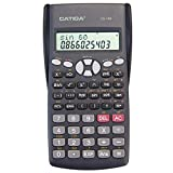 CATIGA CS-183 2-Line LCD Display Scientific Calculator - Suitable for School and Business